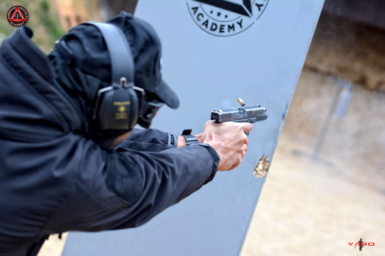 Tactical Pistol - euseca
