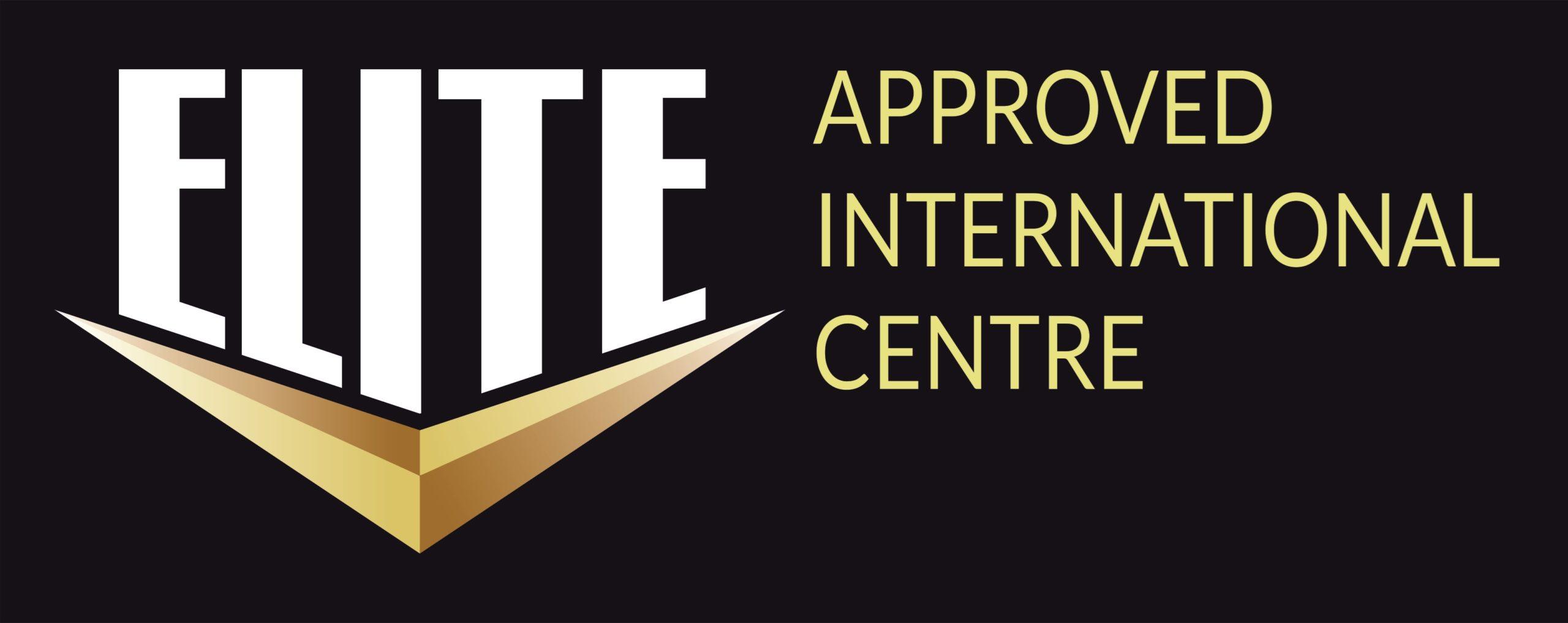 ELITE approved - Logo